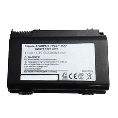 Chine Batterie de FPCBP176 FUJITSU LifeBook AH550, batterie d'ordinateur portable de 14.4V 4400mAh fournisseur