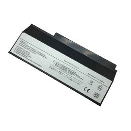 Chine Cellule 14.8V 4400mAh de la batterie rechargeable 8 d'ordinateur portable de la série A42-G73 d'ASUS G53 G73 usine